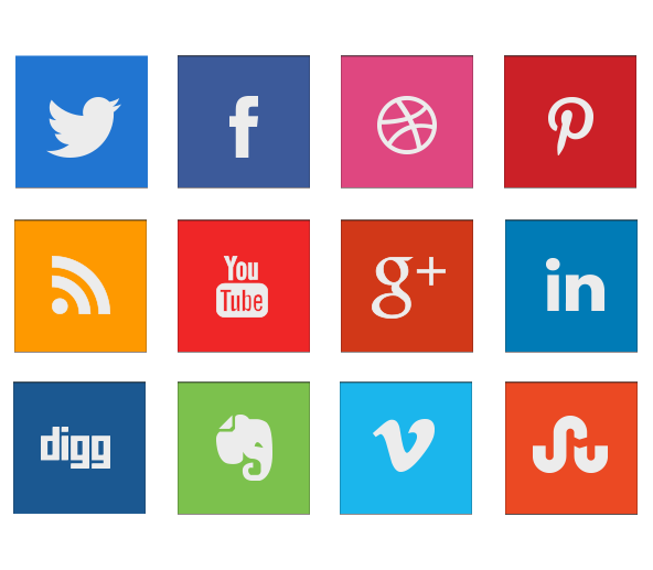 Free-Squared-shaped-Social-Media-Icon-Designs