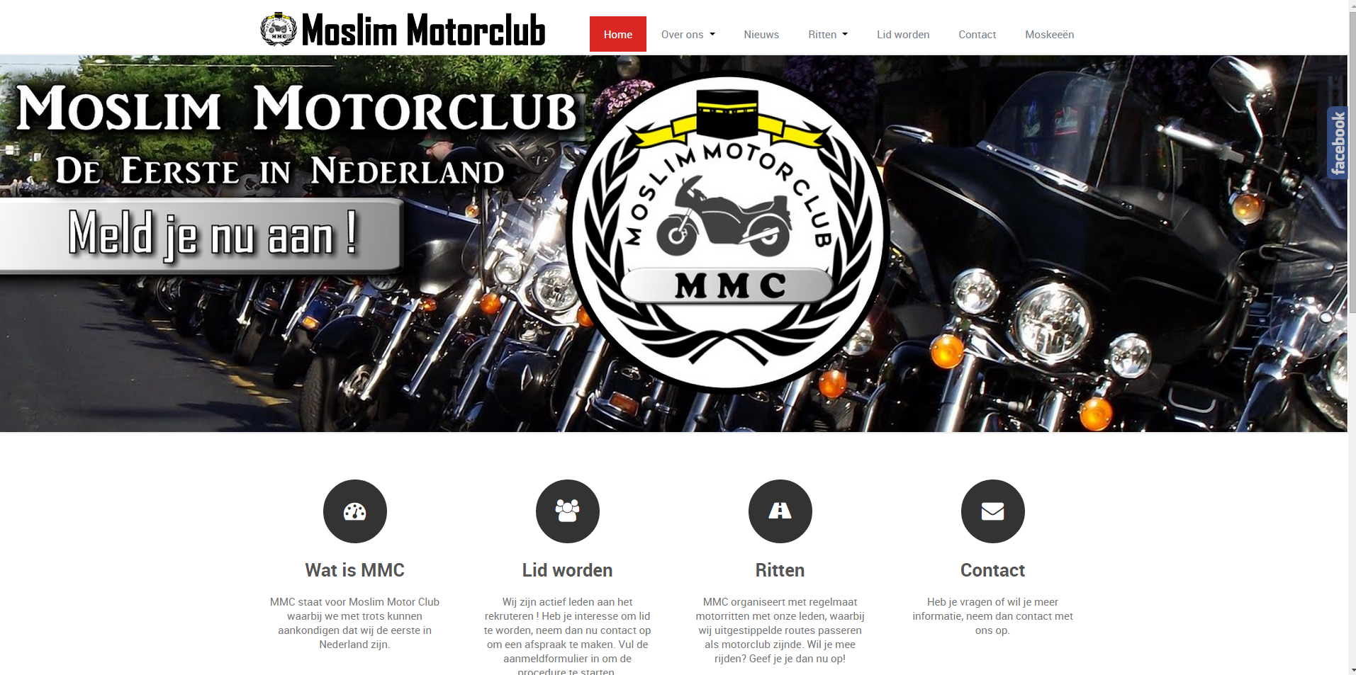 Moslim Motorclub